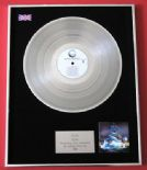 ASIA - Asia PLATINUM LP presentation Disc